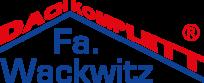 Logo Dach Komplett Fa. Ralf Wackwitz, Bad Köstritz